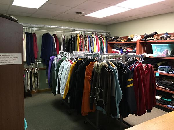 Clothes Closet Clive Community Services