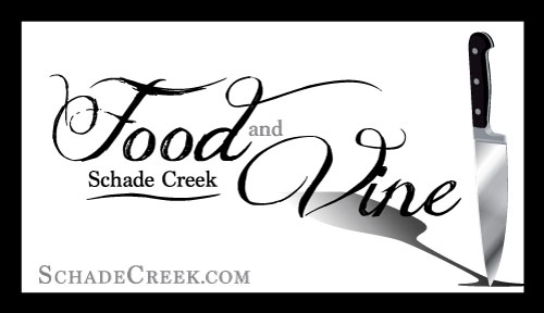 Food & Vine Business Card