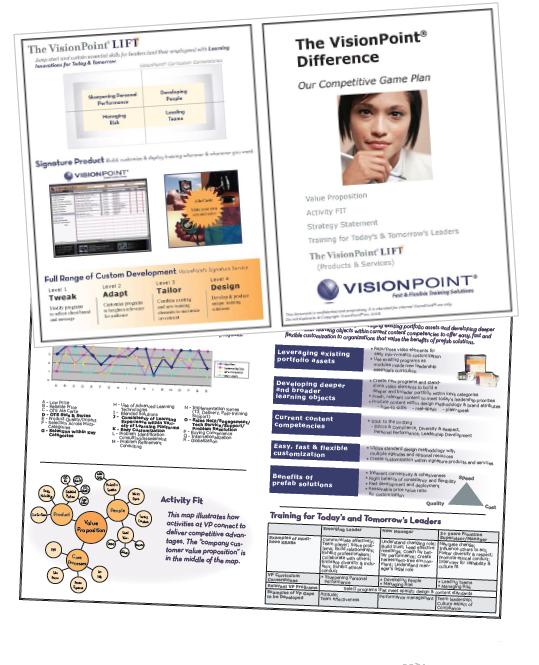 Gameplan Brochure