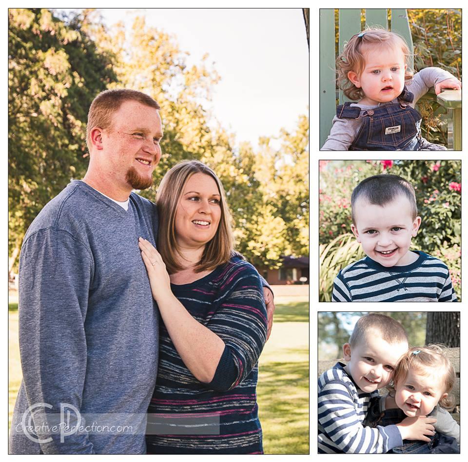 Steven Chiri & Amanda Grimes Family Photos