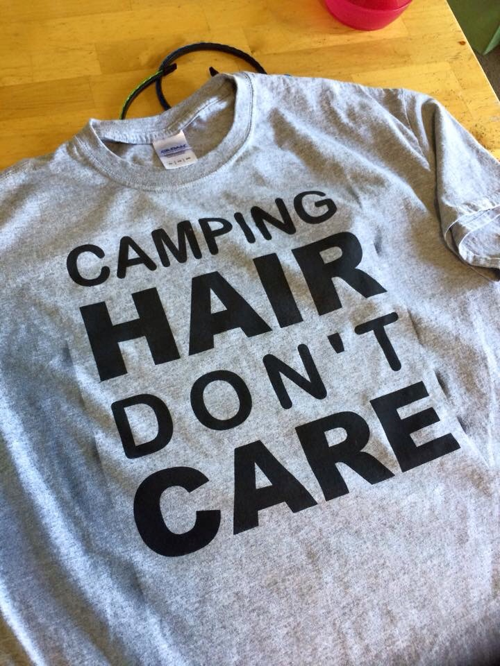 Camping adventures need its own clothing line