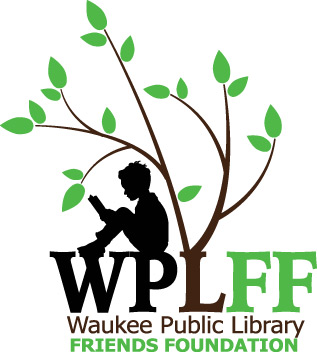 Waukee Public Library Friends Foundation Logo | Creative Perfection